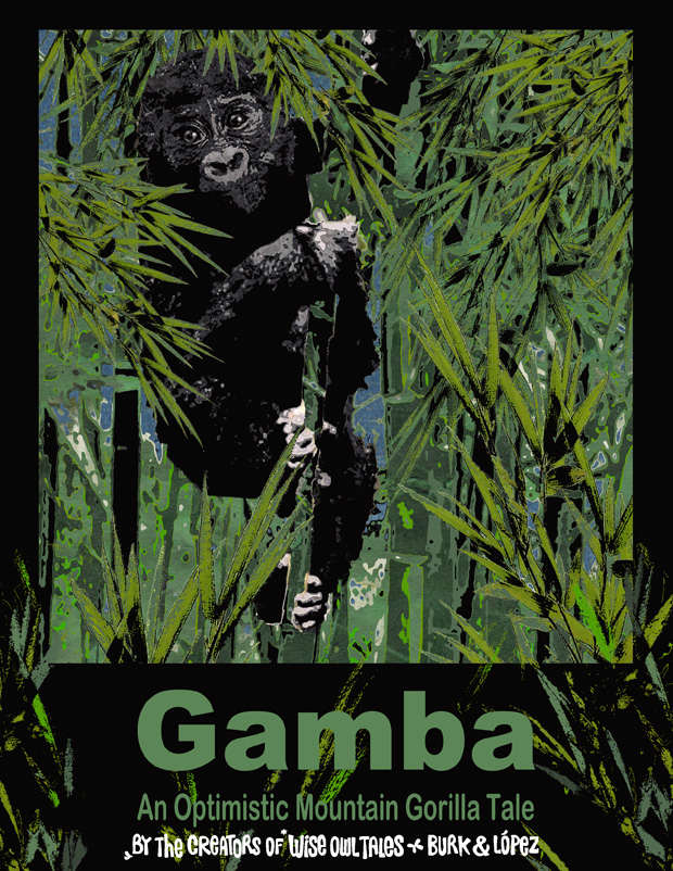 Gamba – An Optimistic Mountain Gorilla Tale